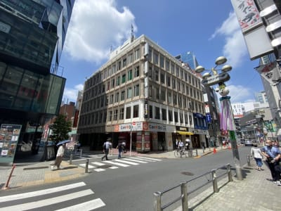 渋谷ワールド宇田川ビル 1人個室 RoomH(7F)の外観の写真