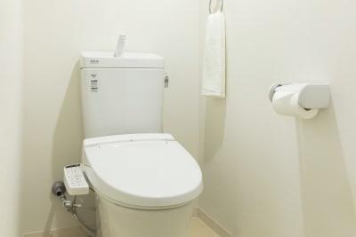 トイレ - SKYレンタルジム新大阪 レンタルプライベートジム新大阪の室内の写真