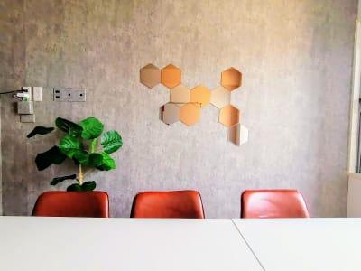 メズム横浜 多目的スペースの室内の写真