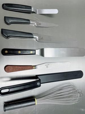 プロの違う器具類多数取り揃えております。 -  kitchen ace 菓子製造許可付きシェアキッチンの設備の写真