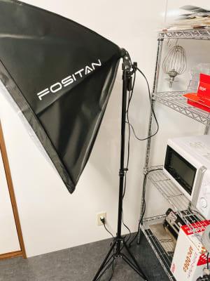 撮影用機材多数取り扱っております。 -  kitchen ace 菓子製造許可付きシェアキッチンの設備の写真