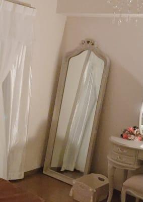 全身鏡 - Aventa レンタルサロンの設備の写真