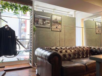 レンタルスペース(サンディー) 福岡中心部の2Fスペースの室内の写真