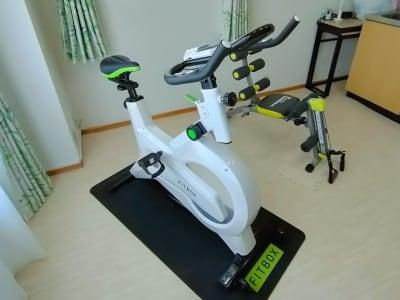 フィットネスバイク、ワンダーコア2 - のんびりスタイル高田馬場 のんびりできるお部屋の室内の写真