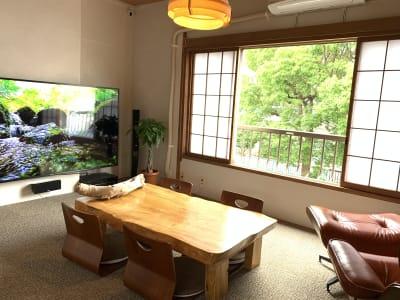 グローバルリビングスペース羽田 大人の隠れ家!レンタルスペースの室内の写真