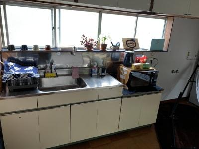 グローバルリビングスペース羽田 大人の隠れ家!レンタルスペースの設備の写真