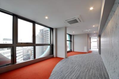 SARASA HOTEL 心斎橋 wp心斎橋の室内の写真