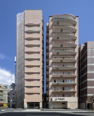 SARASA HOTEL 新大阪 wp新大阪の室内の写真