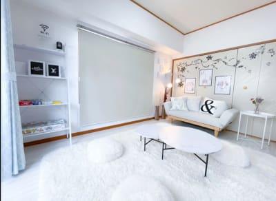 くつろぎスペース - 那古野パーティ パーティルームの室内の写真