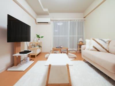 サンフラワービル 韓国風スペース🇰🇷の室内の写真