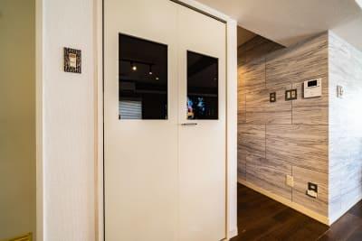 ダイネス壱番館渋谷 パーティルームの設備の写真