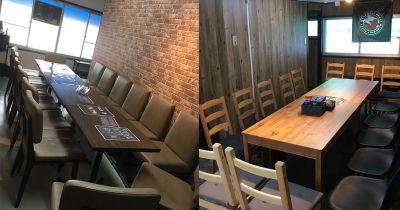 【なんば駅前】人狼ハウス大阪店【電源使用可】 4階イベントルームの設備の写真
