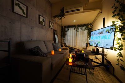 204_MOLE新宿 レンタルスペースの室内の写真