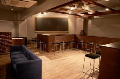 HoneyBeat Studio イベント・撮影スペースの室内の写真