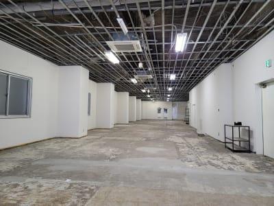 1F 100坪の貸切スペース - 谷口悦第二ビル オープンスペース 1階 多目的スペースの室内の写真