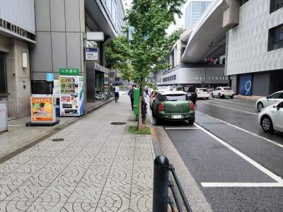 本町駅12番出口がすぐ横にあります。 - 谷口悦第二ビル オープンスペース 1階 多目的スペースのその他の写真