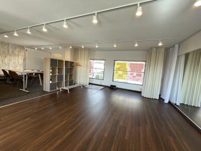 オープンアームズレンタルスペースの室内の写真