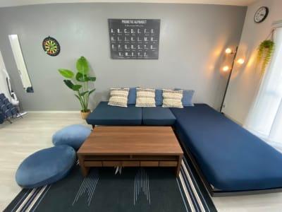 デザインスペースルミカ 柏駅徒步3分🌟角部屋、毎回清掃の室内の写真