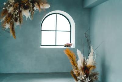 モルタル風スペース - 大阪レンタルスタジオ Room01の室内の写真