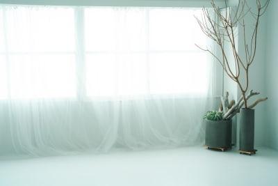 白床白壁スペース - 大阪レンタルスタジオ Room01の室内の写真