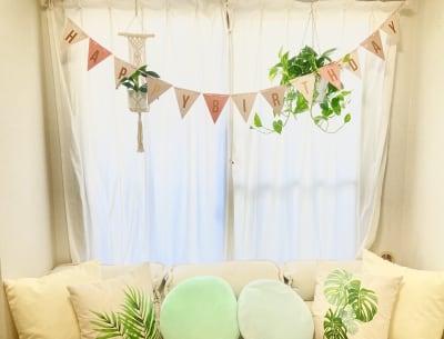 バースデーデコレーション✨ - 天王寺Hono 天王寺レンタルスペースほのの室内の写真