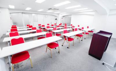TKP新橋汐留ビジネスセンター カンファレンスルーム102の室内の写真
