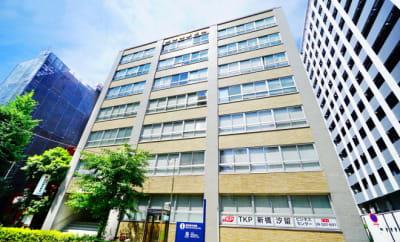 TKP新橋汐留ビジネスセンター ミーティングルーム302の外観の写真