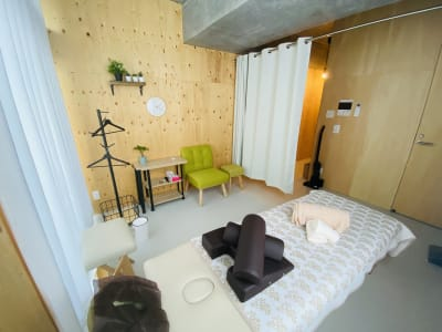 レンタルスペース 多目的スペースの室内の写真