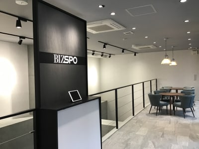 BIZSPO 永田町徒歩2分コワーキングの入口の写真