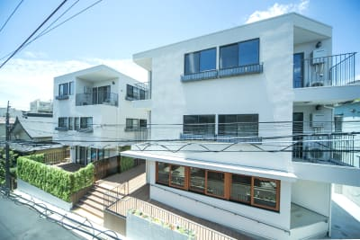 HAKURAKU KNOT - マフィス横濱白楽 個室④の室内の写真