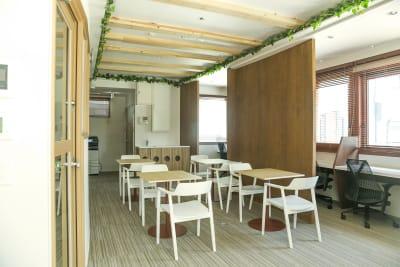 1F ラウンジスペース - マフィス横濱白楽 個室④のその他の写真
