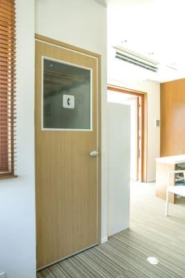 テレカンブース - マフィス横濱白楽 個室④の設備の写真