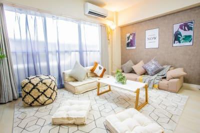 コモンズレンタルスペース 東新宿の室内の写真