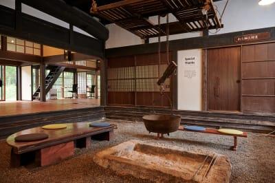 休憩スペース 憩い~IKOI~ - C&W 奥飛騨 萬葉館 ワーケーションスタンドの室内の写真
