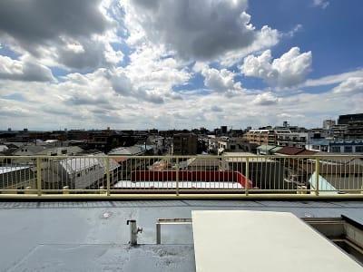 CurioSpace府中RF 屋上レンタルスペース撮影等の室内の写真