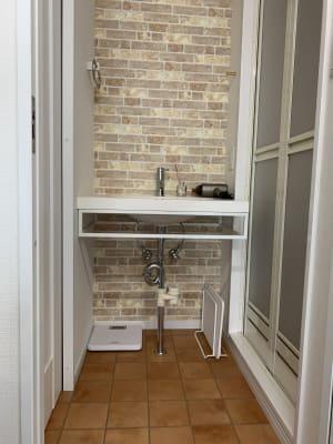 洗面所 - ソロワークアウト板橋大山店 完全個室のレンタルジムの室内の写真