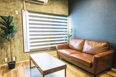 レンタルスペースEdi 撮影スペースの室内の写真