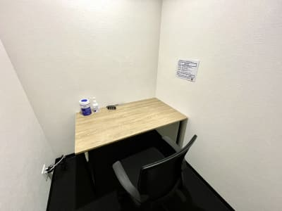 個室 - テレワークスペース個室 菊名 テレスペ菊名の室内の写真