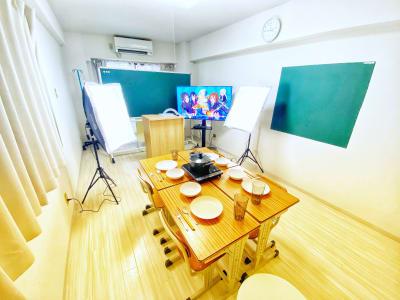 堀江スクールスタジオ🏫撮影 教室/保健室/パーティー/撮影の室内の写真