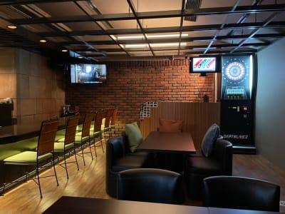 JK Lounge 高級感あるラウンジスペース🌃の室内の写真
