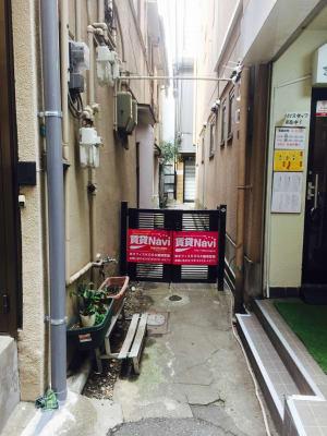 レンタルスペース京橋 レンタルスタジオ京橋の入口の写真