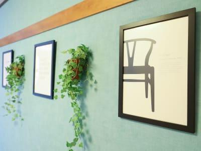 ふれあい貸し会議室自由が丘クレー ふれあい貸し会議室 自由が丘Bの室内の写真