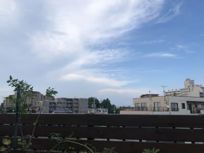 屋上からの眺め - 屋上スペース Ciel【シエル】 矢川駅1分屋上スペースの室内の写真