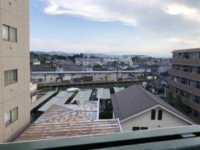矢川駅もすぐそこに見える距離です! - 屋上スペース Ciel【シエル】 矢川駅1分屋上スペースの室内の写真