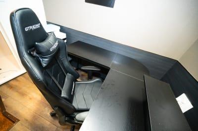 TSE神田テレワークスペース プリンター完備・テレワーク、作業の室内の写真