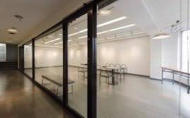 【渋谷】宮益坂十間スタジオ ギャラリーの入口の写真