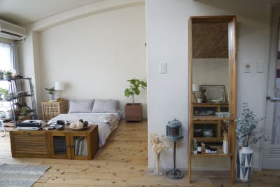 木のスタジヲ「Life」 商業用ムービー撮影プランの室内の写真