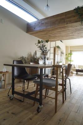 木のスタジヲ「Life」 個人使用基本プランの室内の写真