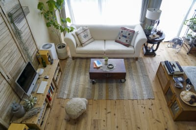 木のスタジヲ「Life」 個人使用1日貸切プランの室内の写真