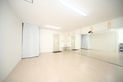 SAVAGE 堺筋本町店 ダンスができるレンタルスタジオの室内の写真